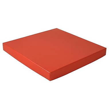 Shamrock 12in. x 12in. Hi Wall Lids, Red