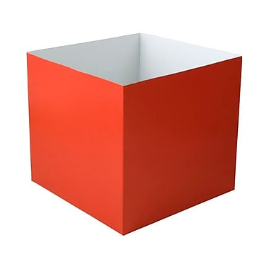 Shamrock 10in. x 10in. x 9in. Hi Wall Box, Red