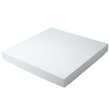 Shamrock 12in. x 12in. Hi Wall Lids, White