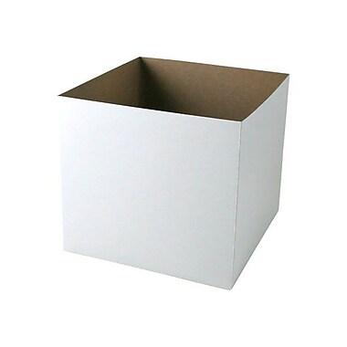 Shamrock 10in. x 10in. x 9in. Hi Wall Box, White