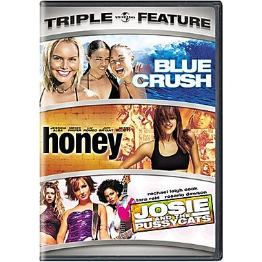 Blue Crush, Honey, Josie And The Pussycats (DVD)