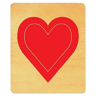 Ellison® SureCut Die, Heart #1A