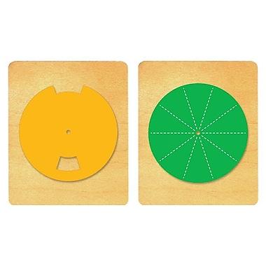 Ellison® SureCut Die Set, Flash Card Wheels
