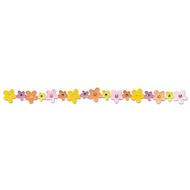 Sizzix® Sizzlits Decorative Strip Die, Flowers