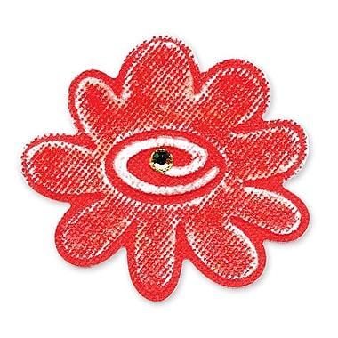 Sizzix® Embosslits Die, Flower w/Swirl Center