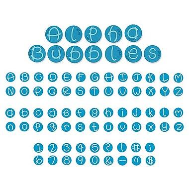Sizzix® Sizzlits Alphabet Dies Set, Alpha Bubbles