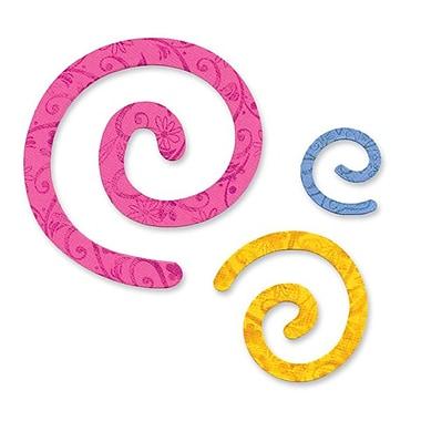 Sizzix® Originals Die, Swirls