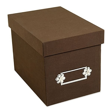 Sizzix® Large Storage Box, Brown