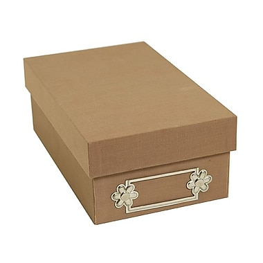 Sizzix® Small Storage Box, Tan