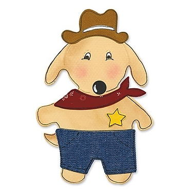 Sizzix® Bigz Die, Animal Dress Ups Puppy
