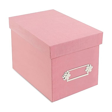 Sizzix® Large Storage Box, Pink
