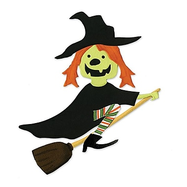 Sizzix® Bigz Die, Witch w/Broom
