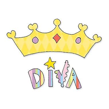 Sizzix® Bigz Die, Diva Phrase w/Crown