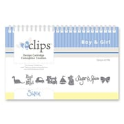 Sizzix® eclips Cartridge, Boy & Girl