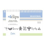 Sizzix® eclips Cartridge, Seasonal