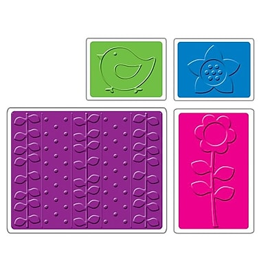 Sizzix® Textured Impressions Embossing Folder, Spring Set