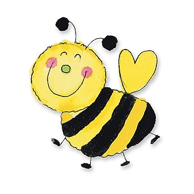 Sizzix® Sizzlits Die, Bee Happy