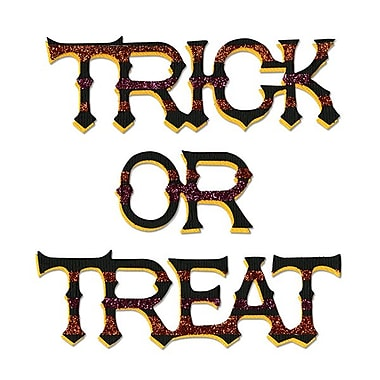 Sizzix® Bigz Die, Trick or Treat Phrase