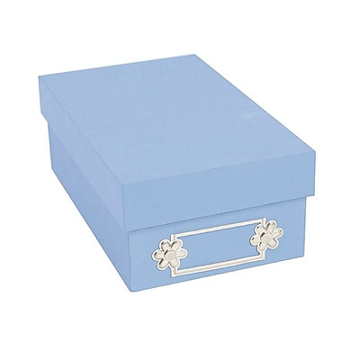 Sizzix® Small Storage Box, Periwinkle