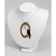 Sizzix® Originals Die, Bird & Pendant Oval Frame