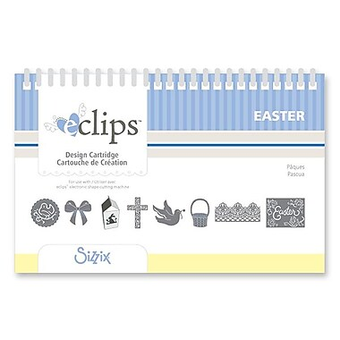 Sizzix® eclips Cartridge, Easter