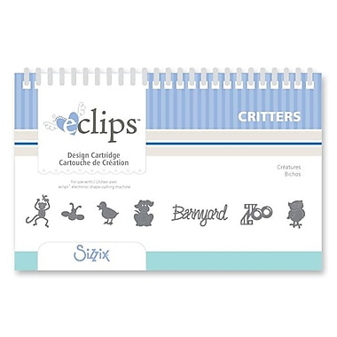 Sizzix® eclips Cartridge, Critters