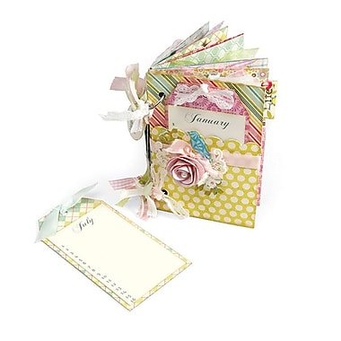Sizzix® Bigz Pro Die, Pocket Page and Tag