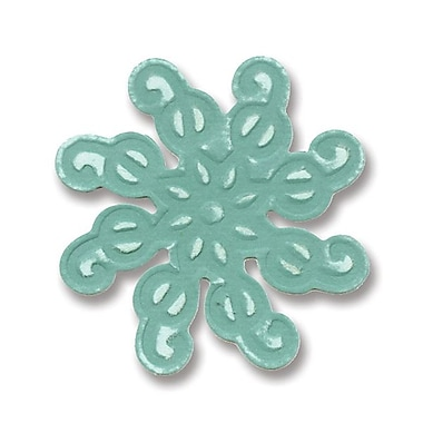 Sizzix® Embosslits Die, Ornament Swirly