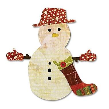 Sizzix® Bigz Die, Snowman & Stocking