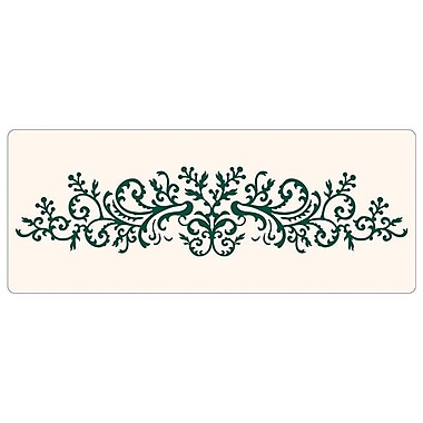 Sizzix® Ink-its Letterpress Plate, Organic Flourish