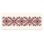 Sizzix® Ink-its Letterpress Plate, Rustic Trellis