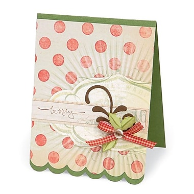 Sizzix® XL Bigz Die, Card Scallop #4