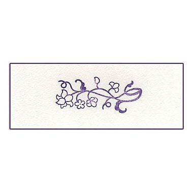 Sizzix® Ink-its Letterpress Plate, Flower Vine