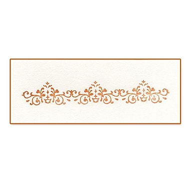 Sizzix® Ink-its Letterpress Plate, Flourishes