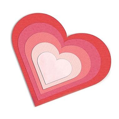 Sizzix® Framelits Die Set, Hearts