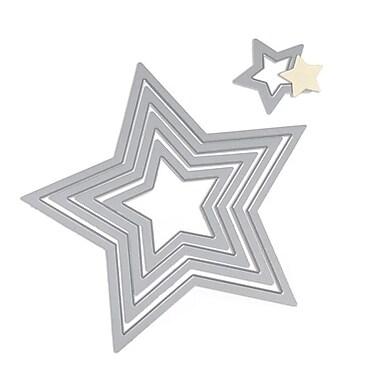 Sizzix® Framelits Die Set, Stars