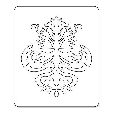 Sizzix® Sizzlits Die, Ornamental Crest
