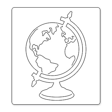 Sizzix® Bigz Die, Vintage Globe