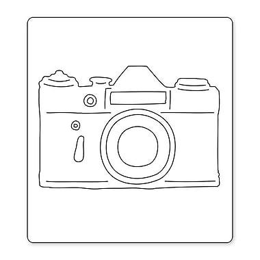 Sizzix® Bigz Die, Vintage Camera