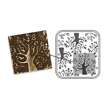 Sizzix® DecoEmboss Die, Mod Trees