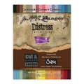 Sizzix® Tim Holtz & Ranger Distress Collection Emboss Paper Series 4 1/4in. x 5 1/2in. Cardstock