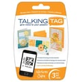 Sizzix® Media TalkingTag Audio Message Labels, 3/Pack