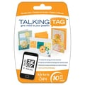Sizzix® Media TalkingTag Audio Message Labels, 10/Pack