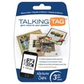 Sizzix® Media TalkingTag Audio Memory Labels, 3/Pack