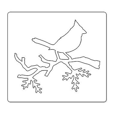 Sizzix® Bigz Die, Christmas Cardinal
