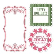 Sizzix® Framelits Die Set With Stamps, Tags