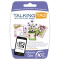 Sizzix® Media TalkingTag Video Message Labels, 10/Pack