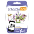 Sizzix® Media TalkingTag Video Message Labels, 20/Pack