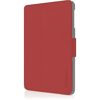 Incipio® Lexington Hard Shell Folio Case For iPad Mini, Red