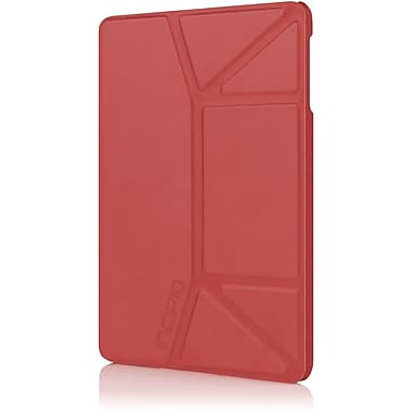 Incipio® LGND Premium Hard-Shell Folio Case For iPad Mini, Red